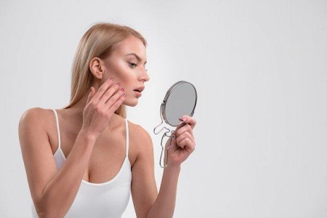 Rosacea? Fontos a fényvédelem és a bőratka kezelése